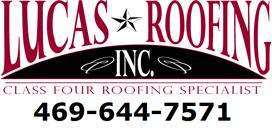 Lucas Roofing Inc. Logo